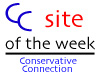 Conservative Site of the Week